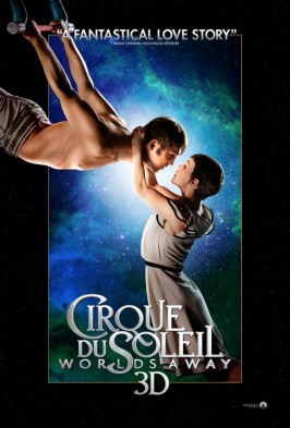 Mondi Lontani, Cirque du Soleil locandina