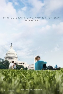 White House Down Poster 2