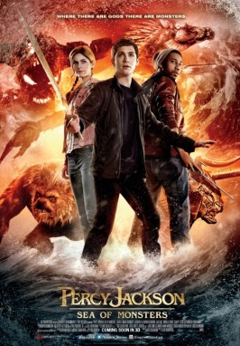 Percy Jackson Sea of Monsters Poster 6