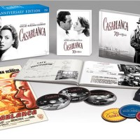 Blu-ray Review: Casablanca - 70th Anniversary Limited Collector's Edition