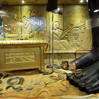 Live Snakes at Comic-Con - Celebrating the Upcoming Indiana Jones: The Complete Adventures Blu-ray