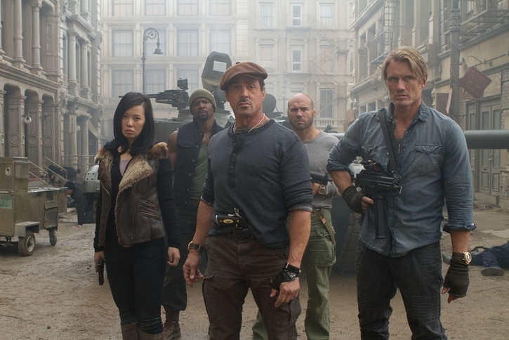 Movie Review: The Expendables 2 Delivers the Goods