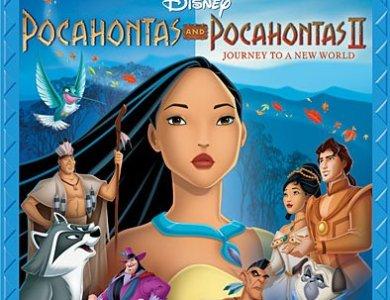 Pocahontas-cover