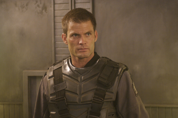 More with Casper Van Dien - Executive Producer of Starship Troopers: Invasion