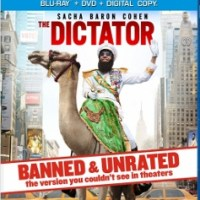 Blu-ray Review: The Dictator (2012) Doesn't Deliver
