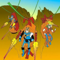 DVD Review: Sky Commanders - The Complete Animated Series