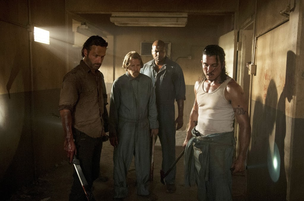 "TV Review: The Walking Dead Season 3 Episode 2 ""Sick"""