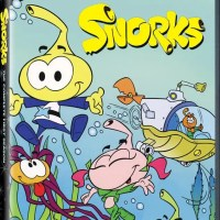 DVD Review: Snorks: The Complete First Season