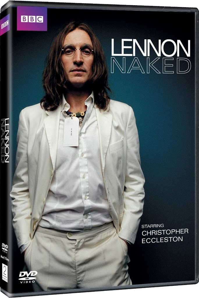 DVD Review: Lennon Naked