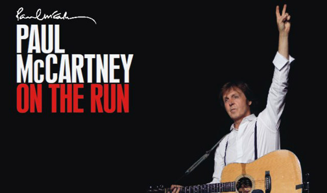 Concert Review: Paul McCartney Returns to Vancouver B.C. After 48 Years - BC Place Stadium 11/25/2012