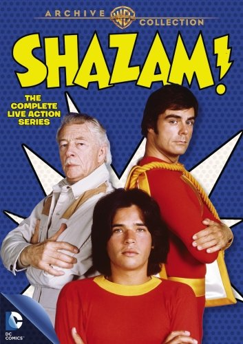 DVD Review: Shazam! The Complete Live Action Series ...