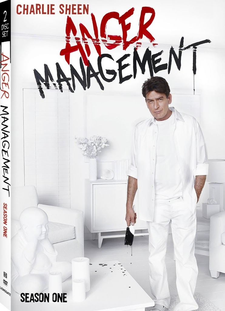 DVD Review: Anger Management - Season One