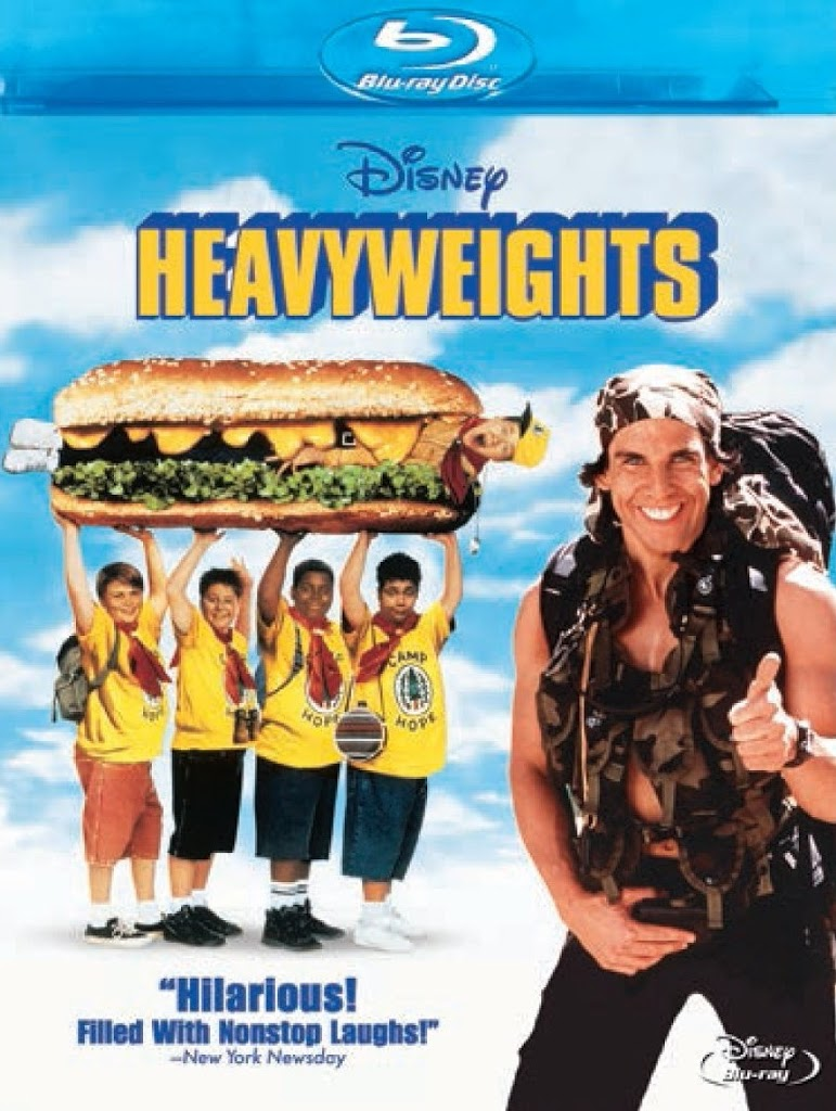Blu-ray Review: Heavyweights (1995)