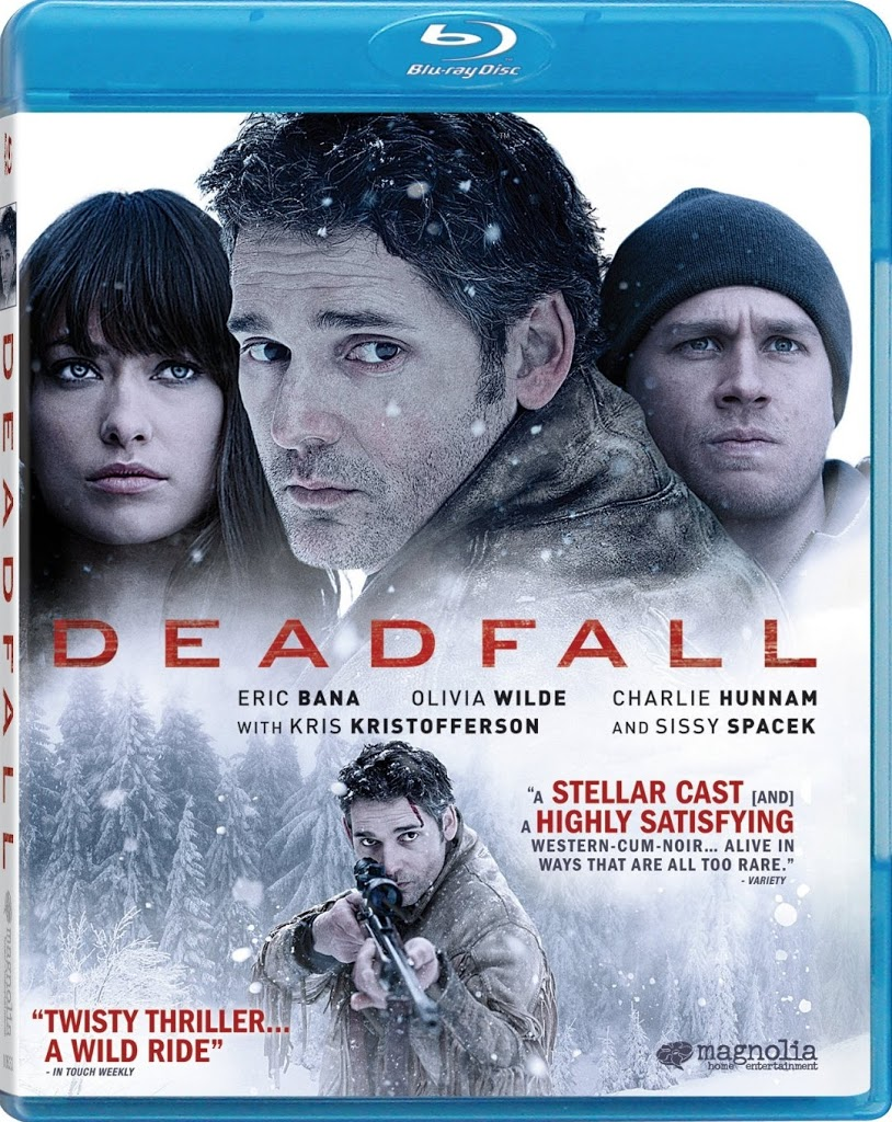 Blu-ray Review: Deadfall (2012)