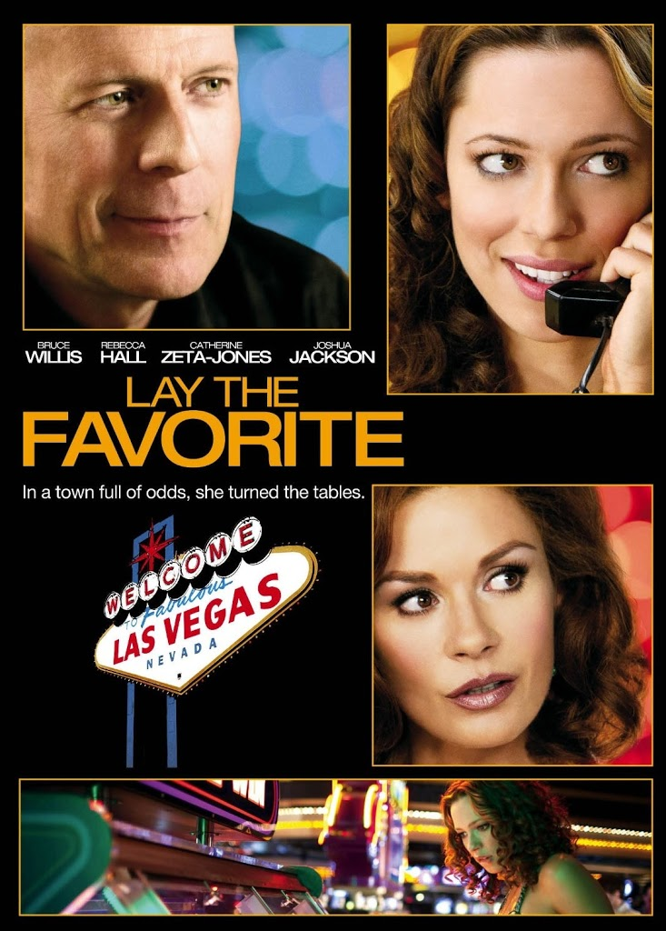 Cool News of the Day: Bruce Willis in Lay the Favorite on Blu-ray and DVD 3/5/13