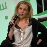 Gillian Anderson Talks X-Files at Emerald City Comicon 2013