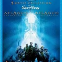 Blu-ray Review: Atlantis: The Lost Empire / Atlantis: Milo's Return [2-Movie Collection]