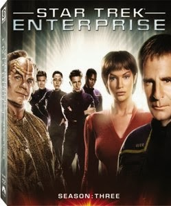 Blu-ray Review: Star Trek: Enterprise - Season Three