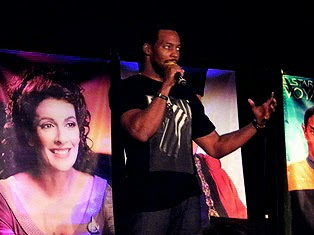 Anthony Montgomery of Enterprise at Seattle Star Trek Con 2014