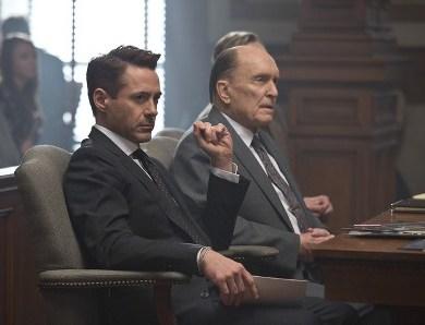 The Judge Duvall Downey sam
