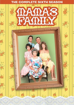 Mamas Family Season 6 DVD cover resize