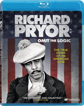 Omit the Logic Blu-ray cover rs