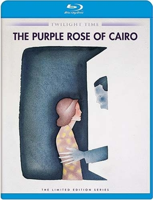 Purple Rose of Cairo cover