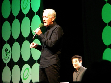 Anthony Daniels ECCC 2015