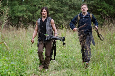 "TV Review: The Walking Dead Season Five Episode 13 ""Forget"""