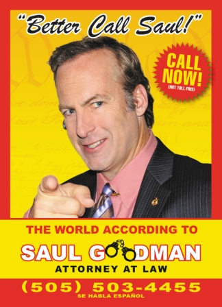 Better Call Saul book cover rs