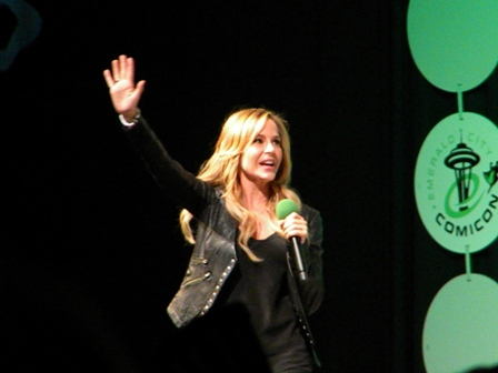 Julie Benz ECCC 2015