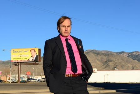 Bob Odenkirk as Saul Goodman (Photo: Ursula Coyote/AMC)