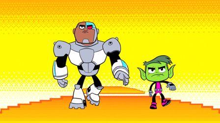 Teen Titans Go 3 rs