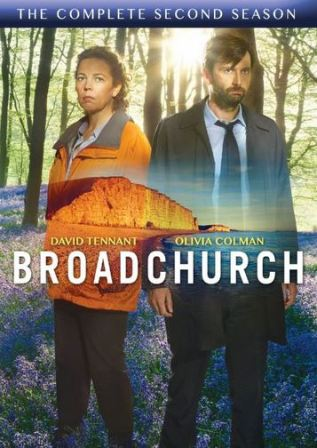 Broadchurch season two dvd