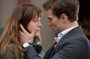Fifty Shades Christian and Ana