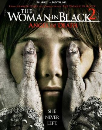 The Woman in Black 2 Angel of Death Blu-ray