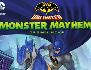 Batman Unlimited Monster Mayhem feat