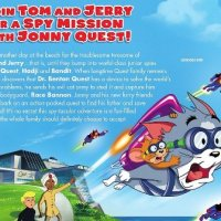 Giveaway: Tom and Jerry Spy Quest DVD – Enter by July 7, 2015