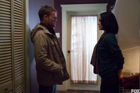 Theresa learns what a new resident has seen since his arrival in Wayward Pines.