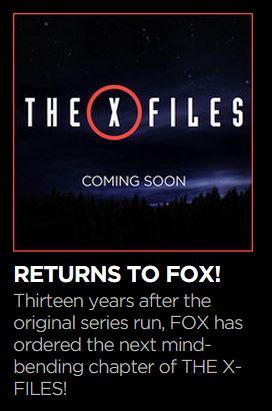 X-Files teaser