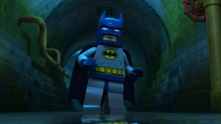 Lego Justice League Batman