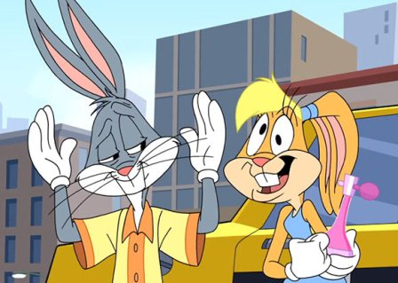 DVD Review: Looney Tunes Rabbits Run
