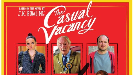 Blu-ray Review: The Casual Vacancy