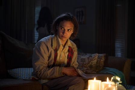 Frank Dillane as Nick - Fear The Walking Dead _ Season 1, Episode 3 - Photo Credit: Justina Mintz/AMC