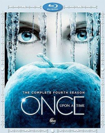 Once Upon a Time Season 4 BD