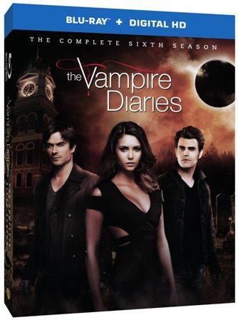 Vampire Diaries S6 cover r