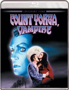 Count Yorga Vampire Twilight Time Blu-ray