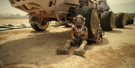 Martian Matt Damon 2 rs