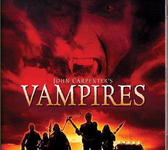 Vampires John Carpenter Blu-ray