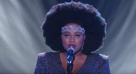 American Idol LaPorsha Top 10